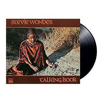 Vinyle stevie wonder talking book 180g avec coupon de t l chargement - Code promo baby walz frais de port gratuit ...