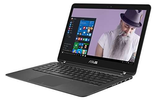 pc portable hybride tactile 13 3 asus zenbook flip. Black Bedroom Furniture Sets. Home Design Ideas