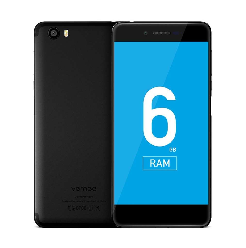 smartphone 5 5 vernee mars pro noir full hd 6 go ram 64 go 4g b20 vendeur tiers. Black Bedroom Furniture Sets. Home Design Ideas