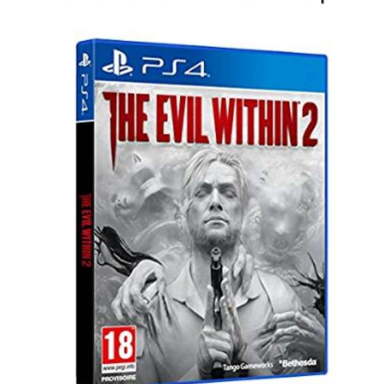 the evil within 2 sur ps4 xbox one ou pc. Black Bedroom Furniture Sets. Home Design Ideas