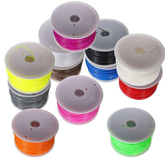 Filament imprimante 3d abs mm 1 kg plusieurs coloris - Filament imprimante 3d ...