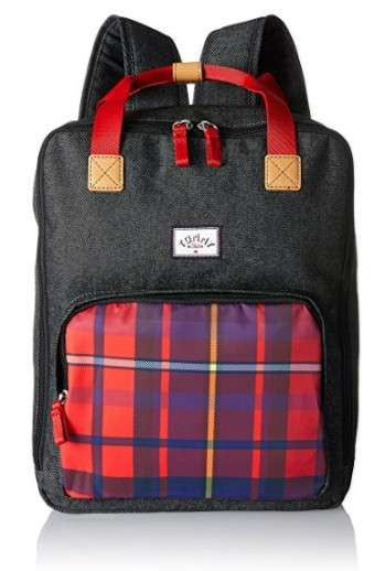 sac dos homme tommy hilfiger kids preppy backpack square. Black Bedroom Furniture Sets. Home Design Ideas