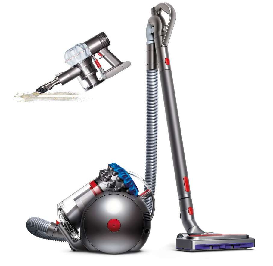 dyson big ball up v6 baby child. Black Bedroom Furniture Sets. Home Design Ideas