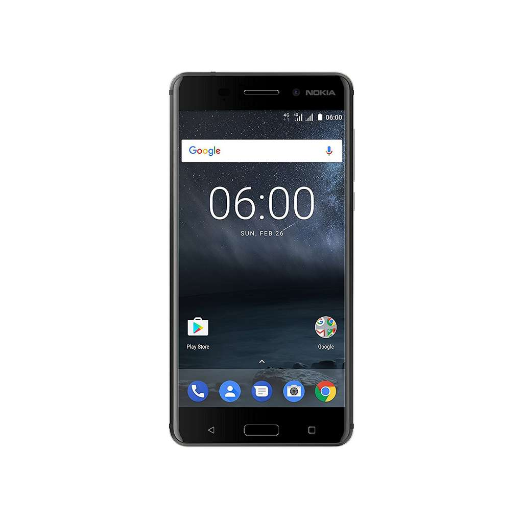smartphone 5 5 nokia 6 full hd 3 go ram 32 go. Black Bedroom Furniture Sets. Home Design Ideas