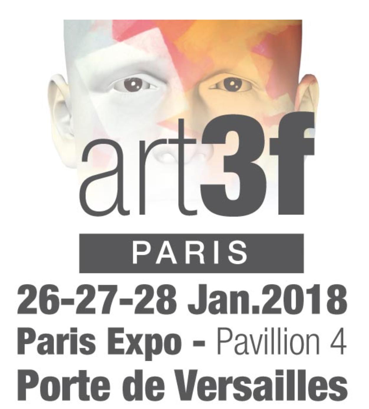 Billet gratuit pour le salon international d 39 art for Billet salon