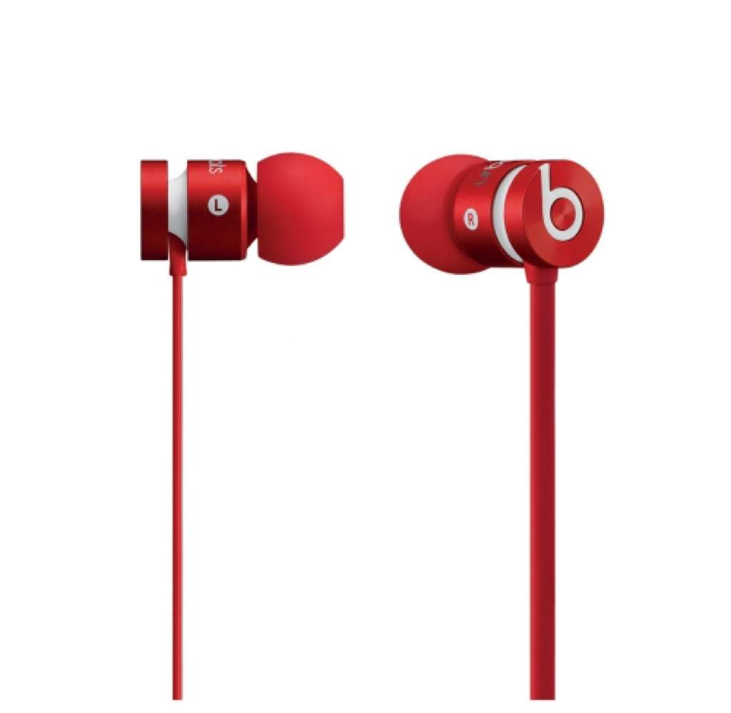 couteur urbeats rouge beats by dre. Black Bedroom Furniture Sets. Home Design Ideas
