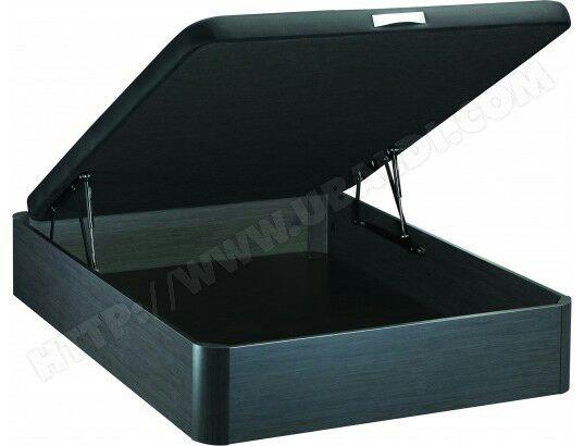 lit coffre galaxie bultex 160x200 cm. Black Bedroom Furniture Sets. Home Design Ideas