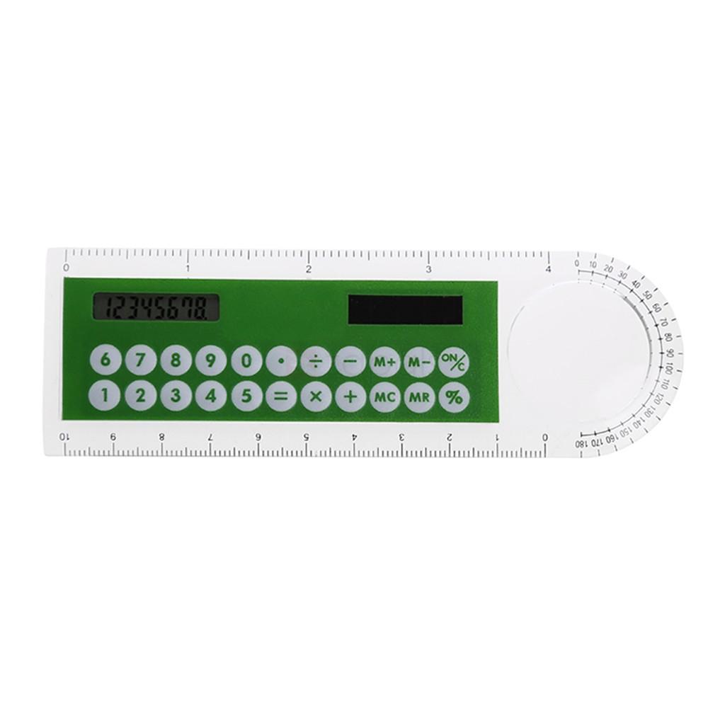 Calculatrice portable rapporteur et r gle solaire 10 cm - Code promo mister auto frais port offert ...