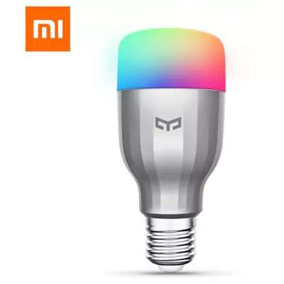 ampoule led connect e xiaomi mi yeelight e27 9 w. Black Bedroom Furniture Sets. Home Design Ideas
