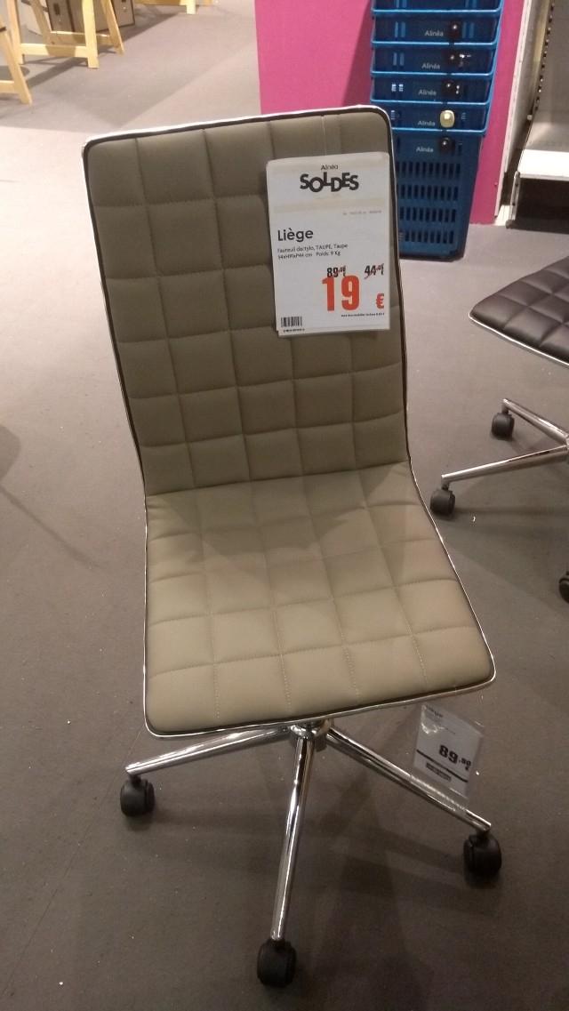 fauteuil dactylo li ge rosny sous bois 93. Black Bedroom Furniture Sets. Home Design Ideas