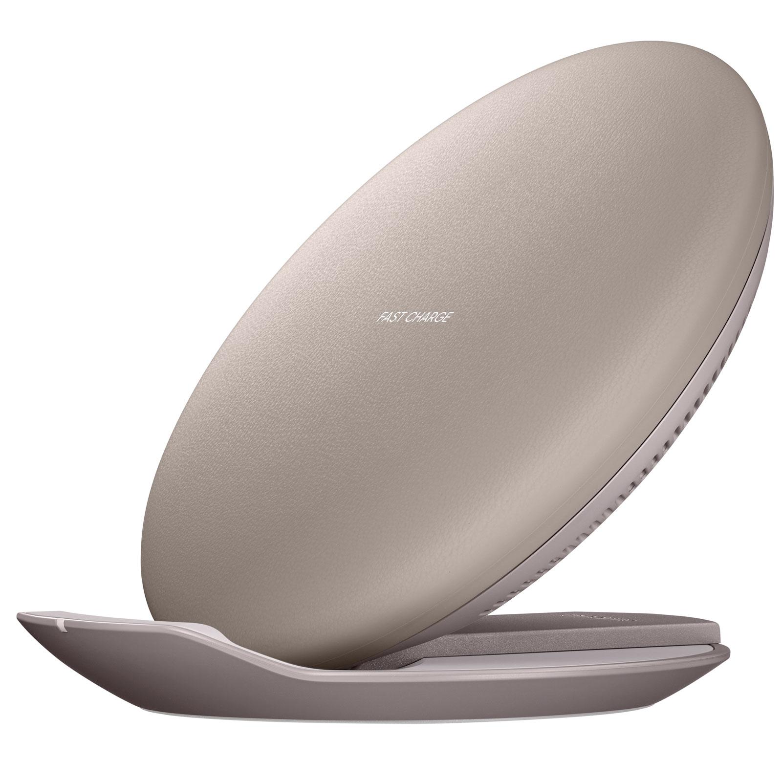 chargeur sans fil induction samsung charge rapide 2. Black Bedroom Furniture Sets. Home Design Ideas