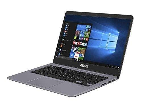 pc portable 14 asus vivobook s410un eb037t intel core i7 8 go de ram disque dur 1 to. Black Bedroom Furniture Sets. Home Design Ideas