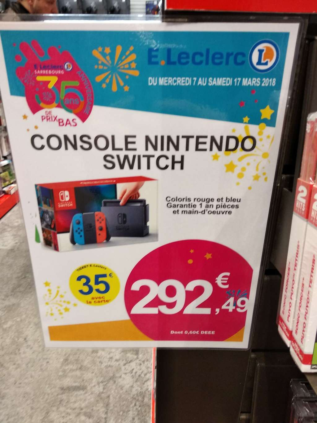nintendo switch en ligne