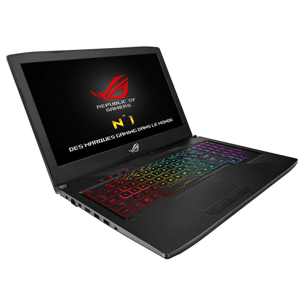 pc portable 15 6 asus rog scar gl503vm ed033t intel i7 16go de ram gtx 1060 6go ssd. Black Bedroom Furniture Sets. Home Design Ideas