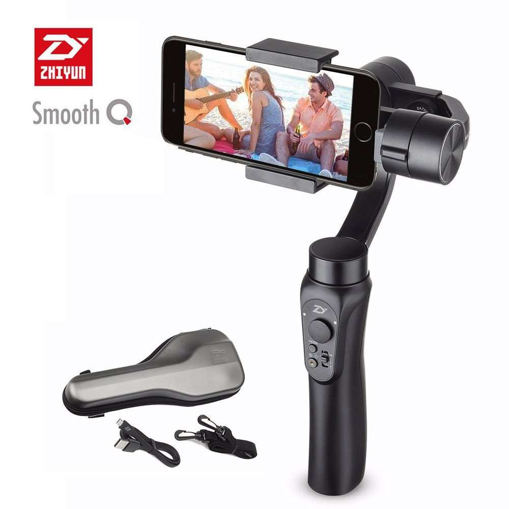 stabilisateur zhiyun smooth q gimbal pour smartphone 3 axes vendeur tiers. Black Bedroom Furniture Sets. Home Design Ideas