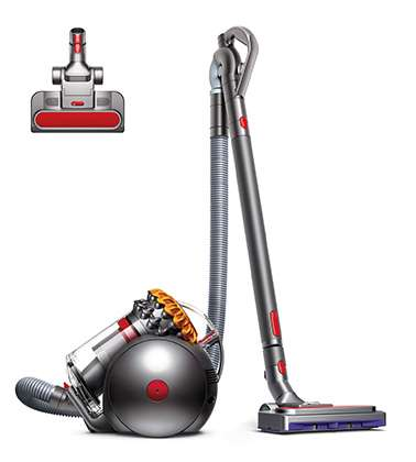 aspirateur tra neau dyson big ball multifloor 2. Black Bedroom Furniture Sets. Home Design Ideas