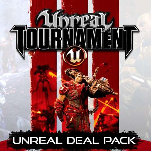 Unreal Deal Pack includes: Unreal 2: The Awakening You are John Dalton, an ex-Marine assigned to patrol the edge of human space as a Marshal for the Terran Colonial Authority. Unexpectedly, your monotonous life is shattered by a chilling distress signal, plunging you into an adventure beyond belief.