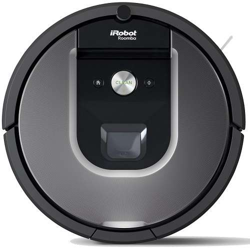 aspirateur robot roomba 960 connect avec cam ra cartographie syst me aeroforce. Black Bedroom Furniture Sets. Home Design Ideas