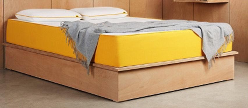 s lection de matelas m moire de forme eve en promotion ex 80x200 cm. Black Bedroom Furniture Sets. Home Design Ideas