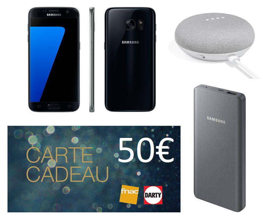 smartphone 5 1 samsung galaxy s7 batterie externe samsung 10000 mah google home mini 50. Black Bedroom Furniture Sets. Home Design Ideas