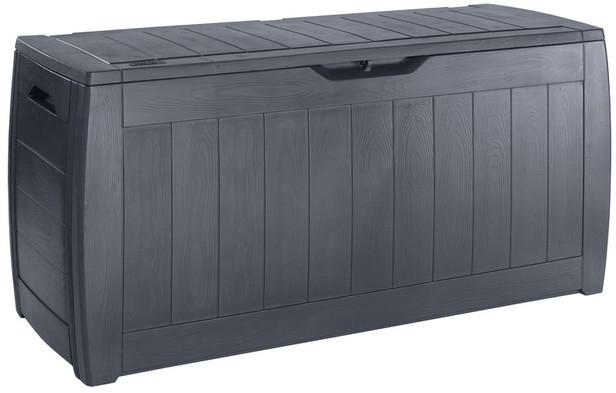 coffre de rangement keter hollywood 270l. Black Bedroom Furniture Sets. Home Design Ideas