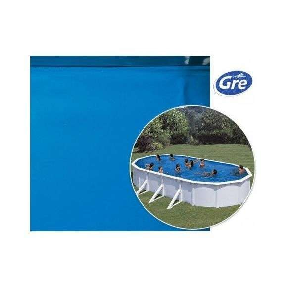 Liner bleu piscine gre pools 10 cm for Vendeur piscine