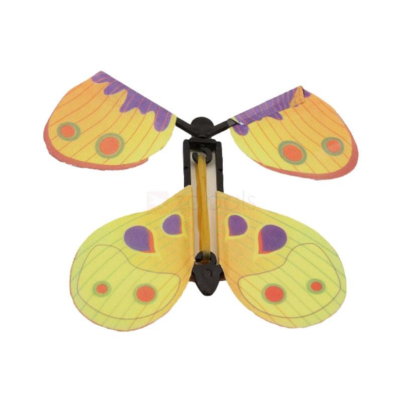 Papillon volant magique couleur al atoire frais de port - Code promo berceau magique frais port ...
