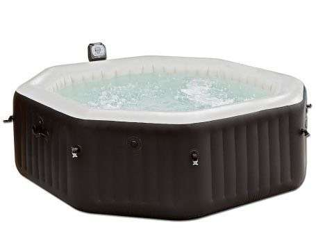 jacuzzi gonflable intex purespa deluxe 6 places hornbach. Black Bedroom Furniture Sets. Home Design Ideas