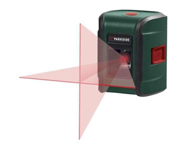 Niveau Laser En Croix Parkside Dealabscom