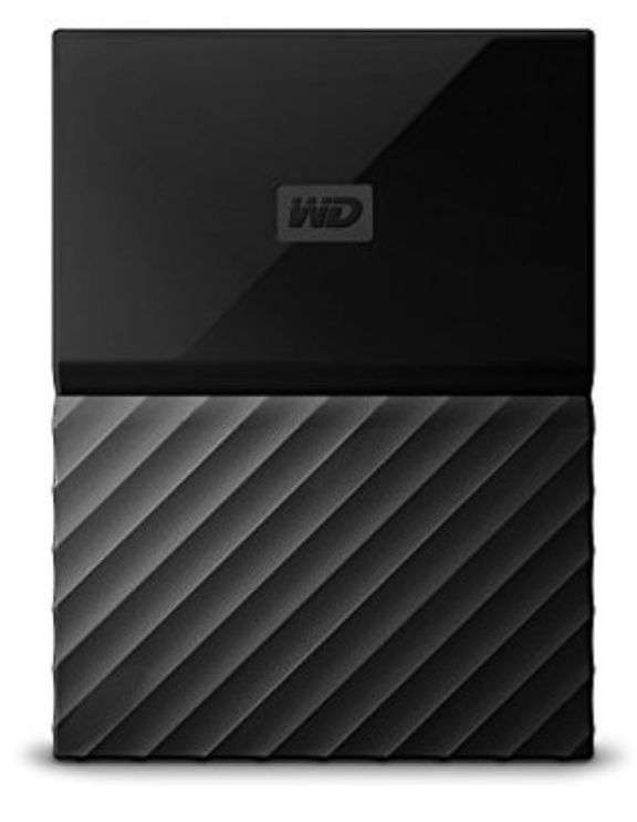 disque dur externe 2 5 wd western digital my passport 4to. Black Bedroom Furniture Sets. Home Design Ideas