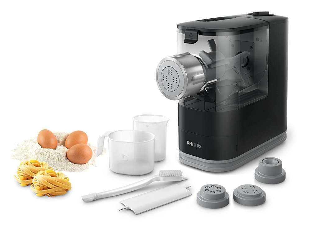 Machine p tes electrique philips viva collection hr2345 - Machine a pate penne ...