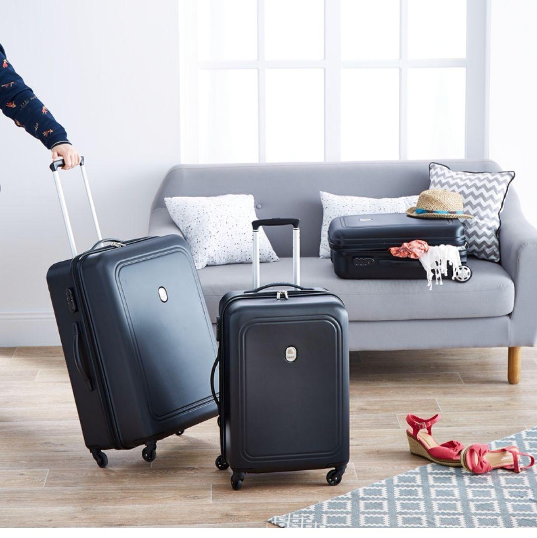 s lection de valises delsey en promotion ex valise cabine 54cm. Black Bedroom Furniture Sets. Home Design Ideas