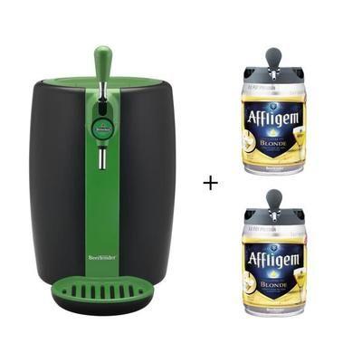pompe bi re seb vb310310 beertender green limited edition 2 f ts au choix via odr de. Black Bedroom Furniture Sets. Home Design Ideas