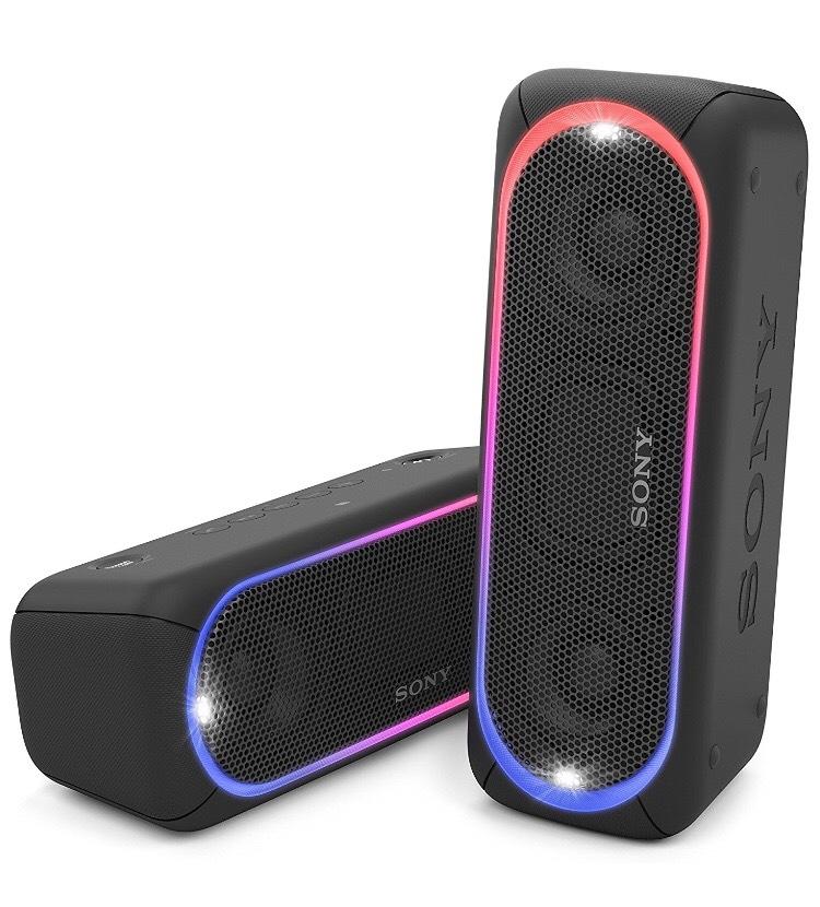 Enceinte portable sony srs xb30 bluetooth - Code promo rue du commerce frais de port gratuit ...