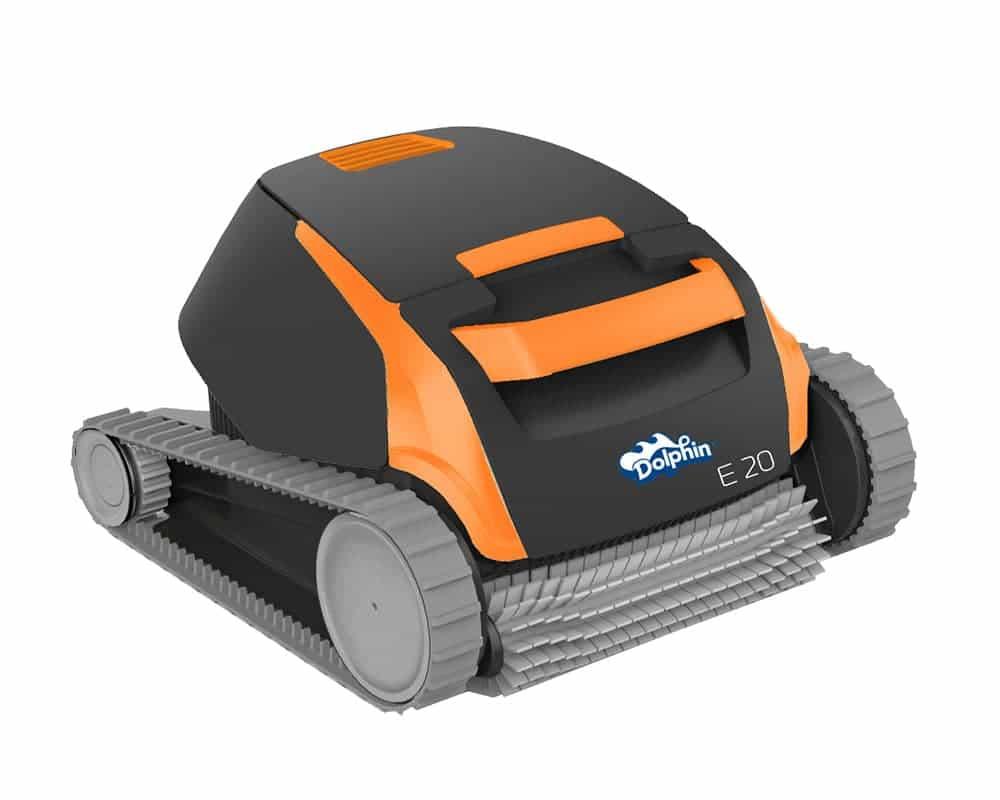 robot de piscine maytronics dolphin e20. Black Bedroom Furniture Sets. Home Design Ideas