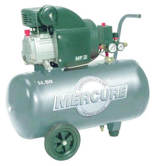 Compresseur 50 litres 2hp mercure national selon - Compresseur mr bricolage ...