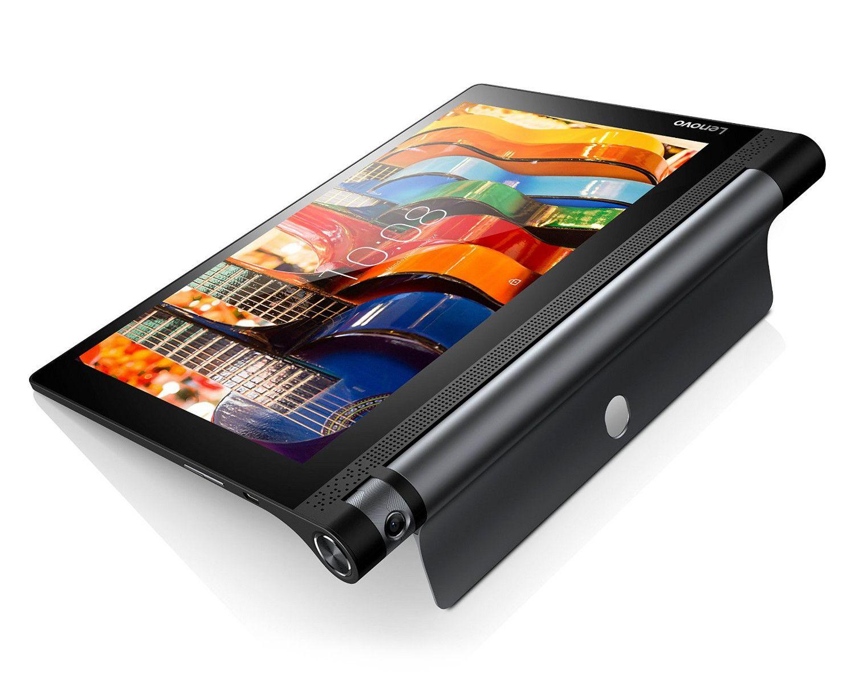 tablette tactile 10 lenovo yoga tab 3 apq8009 2 go de ram disque dur 16 go noir. Black Bedroom Furniture Sets. Home Design Ideas