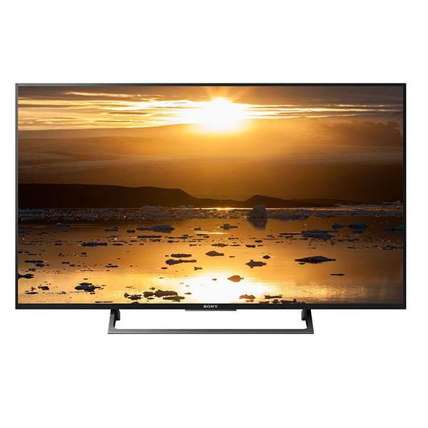 tv 55 sony kd55xe7096 led 4k uhd hdr smart tv. Black Bedroom Furniture Sets. Home Design Ideas