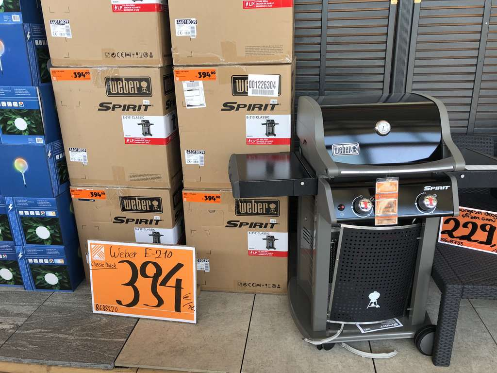barbecue gaz weber spirit classic e210 pas eo hornbach frontaliers luxembourg. Black Bedroom Furniture Sets. Home Design Ideas
