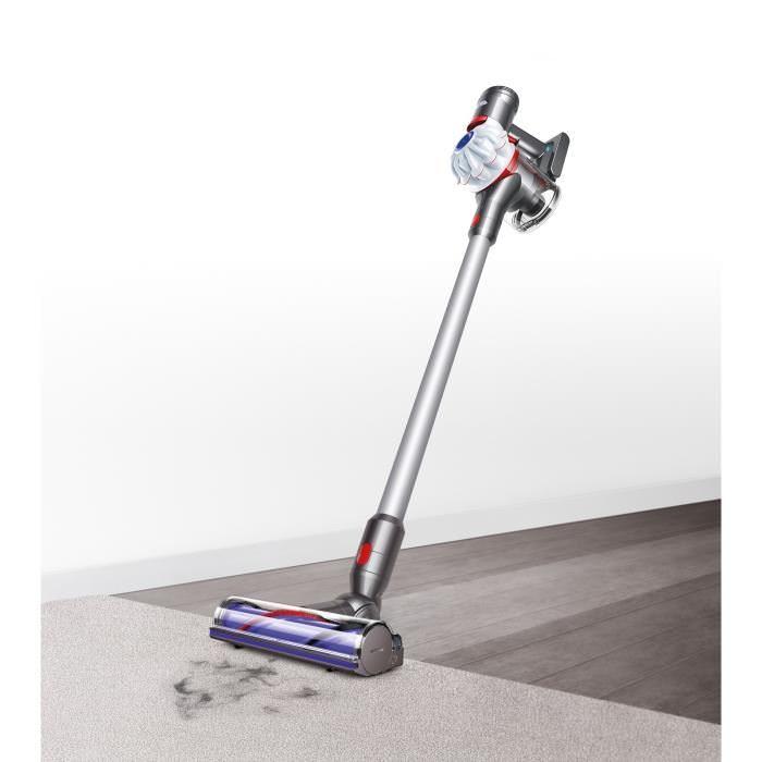 Aspirateur Balai Dyson V Cordfree Dealabscom - Carrelage pas cher et aspirateur balai efficace sur tapis