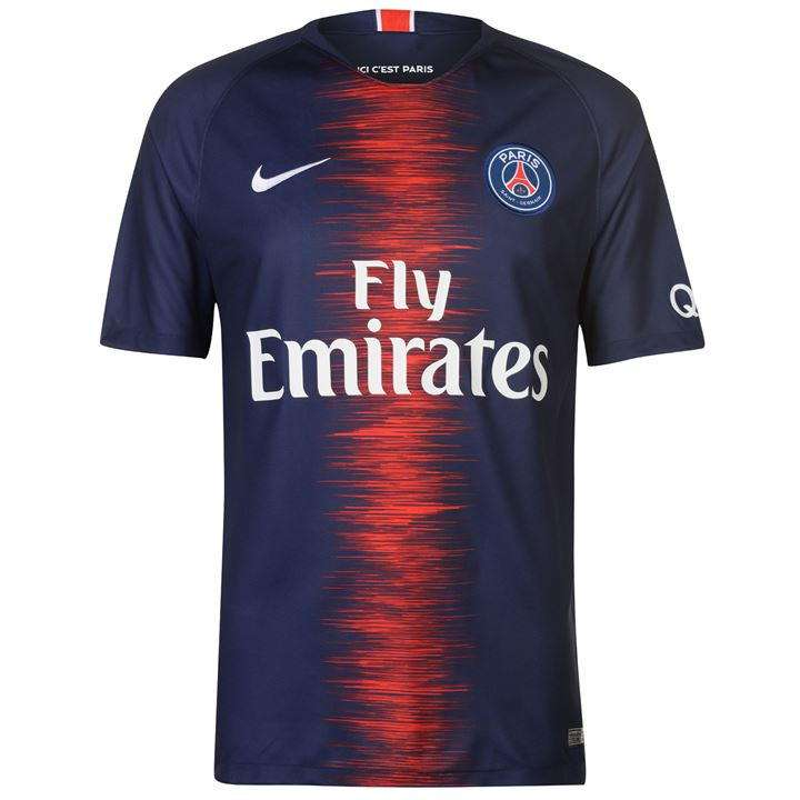 maillot de football psg 2018 2019. Black Bedroom Furniture Sets. Home Design Ideas