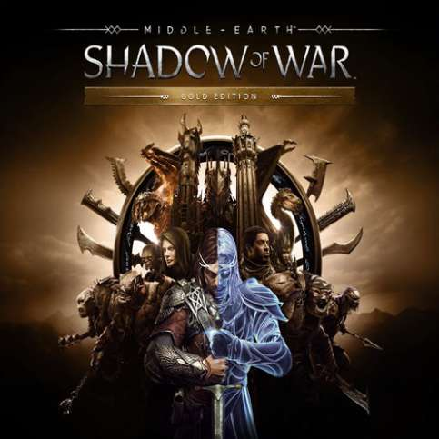 jeu middle earth shadow of war gold edition sur pc d mat rialis steam. Black Bedroom Furniture Sets. Home Design Ideas
