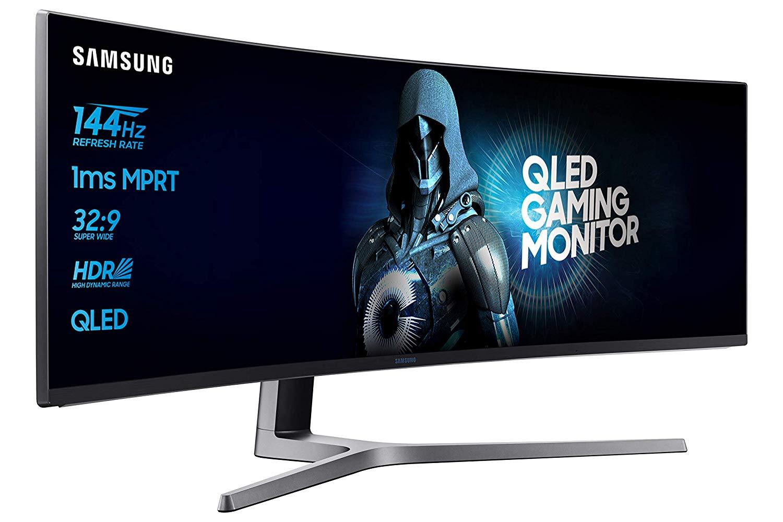 """Écran PC 48.9"""" Samsung C49HG90DMU"""