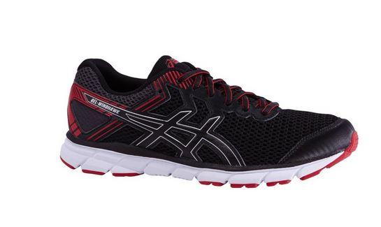 Chaussures de Jogging Asics Gel WindHawk Noir pour Hommes
