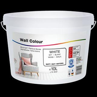 pot de peinture blanche 10l. Black Bedroom Furniture Sets. Home Design Ideas