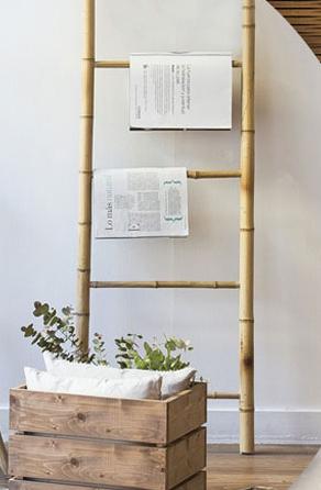 chelle s che serviettes en bambou. Black Bedroom Furniture Sets. Home Design Ideas