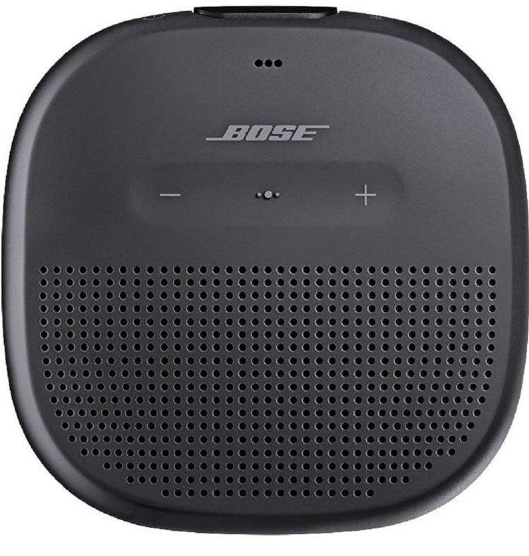 enceinte sans fil bose soundlink micro coloris au choix. Black Bedroom Furniture Sets. Home Design Ideas