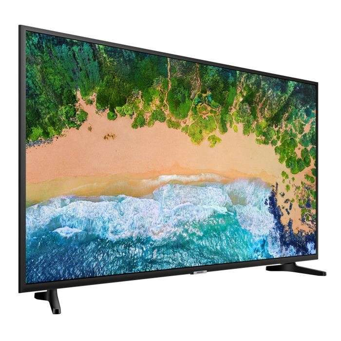 tv 55 samsung ue55nu7092kxxc led 4k uhd hdr smart tv. Black Bedroom Furniture Sets. Home Design Ideas