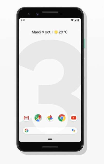smartphone 5 5 google pixel 3 64 go via 100 offerts pour la reprise d 39 un ancien t l phone. Black Bedroom Furniture Sets. Home Design Ideas