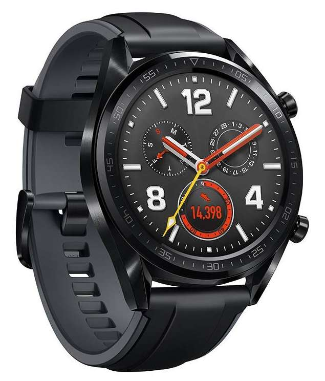 b8349bf26c910 Précommande : Montre connectée Huawei Watch GT – Dealabs.com